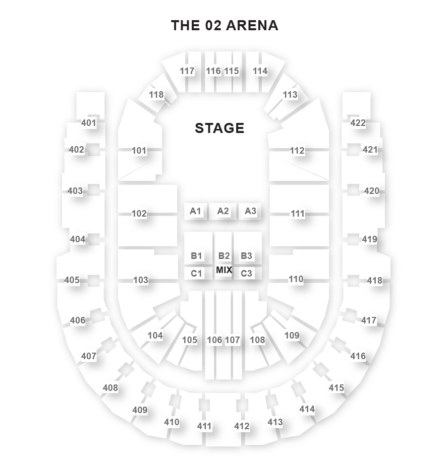 O2 Arena Seating Plan Walking With Dinosaurs O2 Arena Disney On Ice London Box Office
