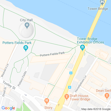 The Bridge Theatre Location