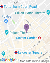 Cambridge Theatre - Theatre Address