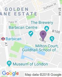 Barbican Theatre - Theatre Address