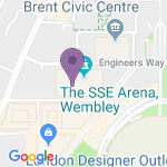 Wembley Arena - Theatre Address