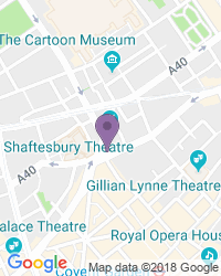 Shaftesbury Theatre - Theatre Address