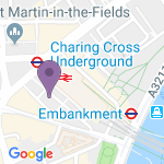 Charing Cross Theatre - Theatre Address
