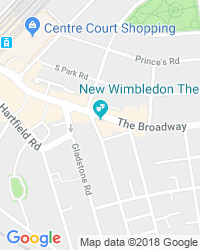 New Wimbledon Theatre - Theatre Address