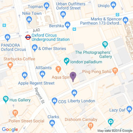 London Palladium Location