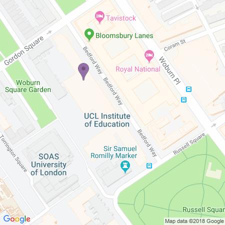 Logan Hall Location