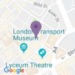 Drury Lane Theatre Royal - Theatre Address