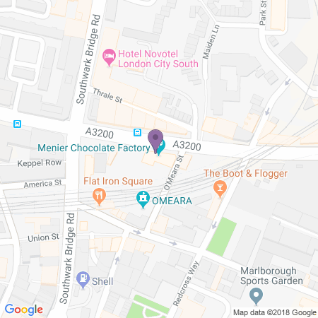 Menier Chocolate Factory Location