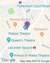 Palace Theatre - Theatre Address