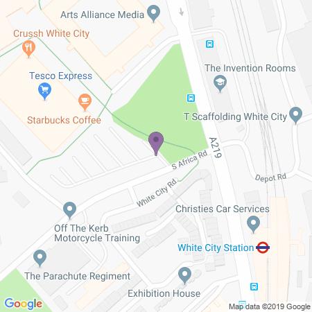 Troubadour White City Theatre Location