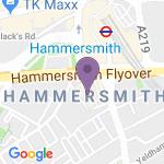 Hammersmith Apollo (Eventim) - Theatre Address