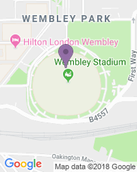 Wembley Stadium - Theatre Address