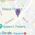 Palace Theatre - Theatre Address