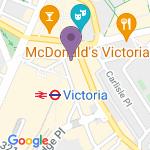 Apollo Victoria Theatre - Theatre Address
