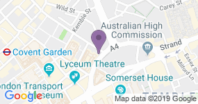 Aldwych Theatre - Theatre Address