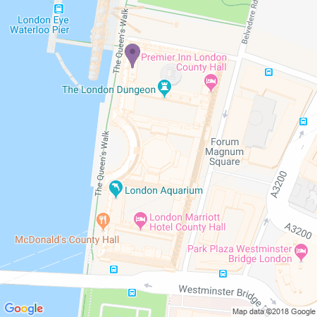 London County Hall Location