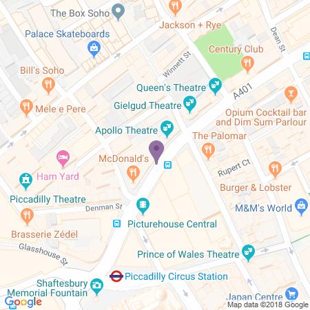 Lyric Theatre Location