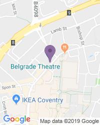 Belgrade Theatre Coventry - Theatre Address