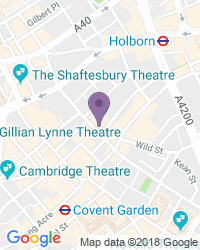Gillian Lynne Theatre - Theatre Address