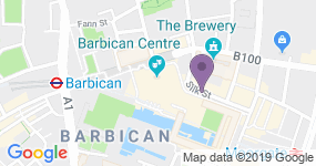 Barbican Theatre - Theatre Address