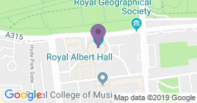 Royal Albert Hall - Theatre Address
