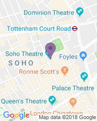 Soho Theatre - Theatre Address