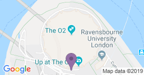 O2 Arena - Theatre Address