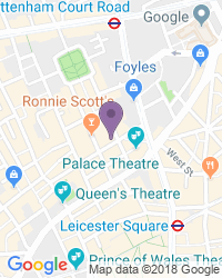 Prince Edward Theatre - Theatre Address