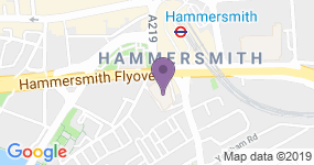 Hammersmith Apollo (Eventim) - Theatre Address