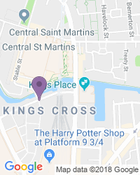King's Cross Theatre (South Entrance) - Theatre Address