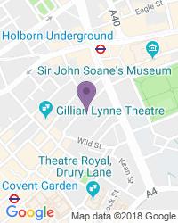 De Vere Grand Connaught Rooms - Theatre Address