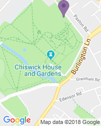 Chiswick House and Gardens - Theatre Address