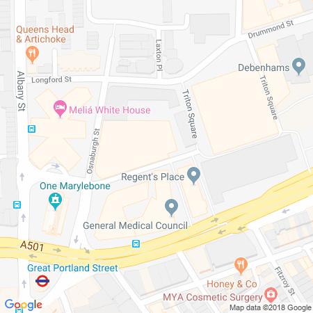New Diorama Theatre Location