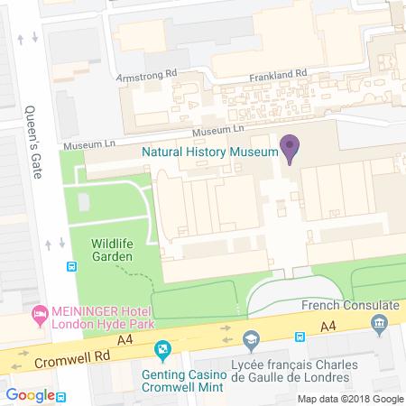 Jerwood Gallery Location