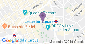 Leicester Square Theatre - Theatre Address