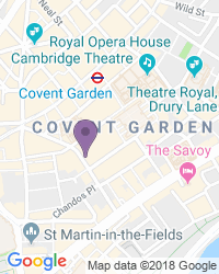 Iris Theatre - Theatre Address