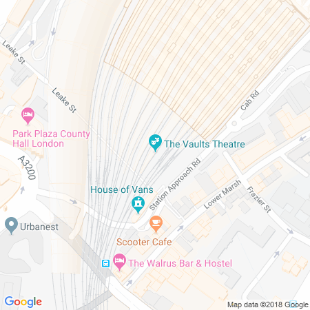 The Vaults Location