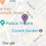 Cambridge Theatre - Theatre Address