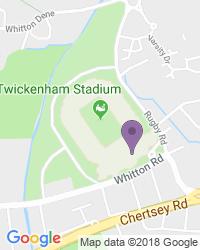 Twickenham Stadium - Theatre Address