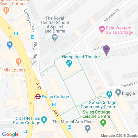 Hampstead Theatre - Downstairs Location