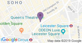 Queen's Theatre (The Sondheim Theatre) - Theatre Address