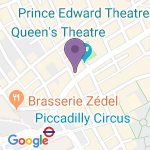 Gielgud Theatre - Theatre Address