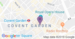 Royal Opera House - Theatre Address