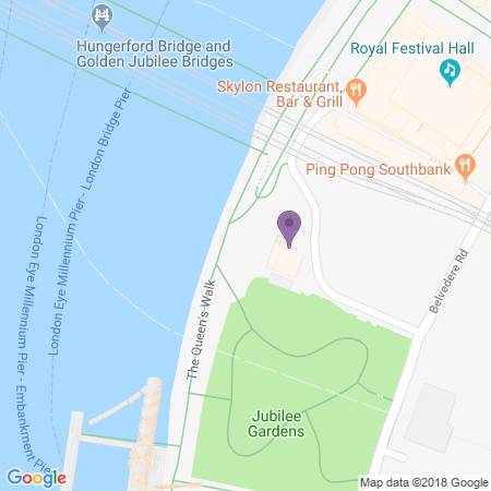 The London Wonderground Location