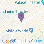 Sondheim Theatre - Theatre Address