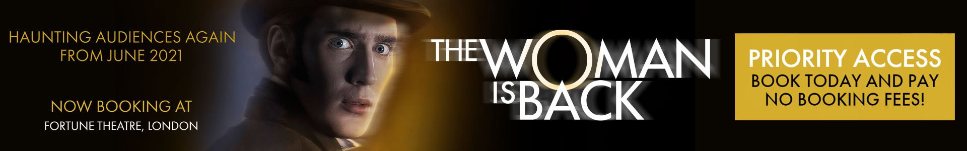 The Woman In Black Exclusive Offer