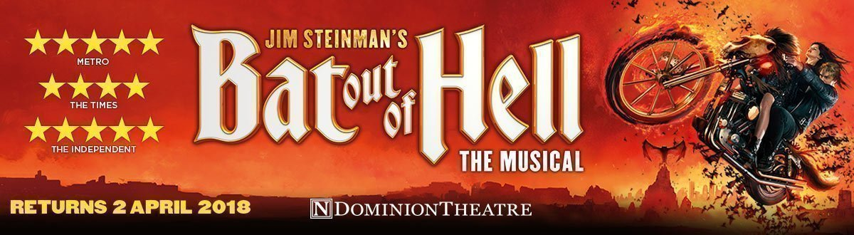 Bat Out Of Hell - Dominion Theatre