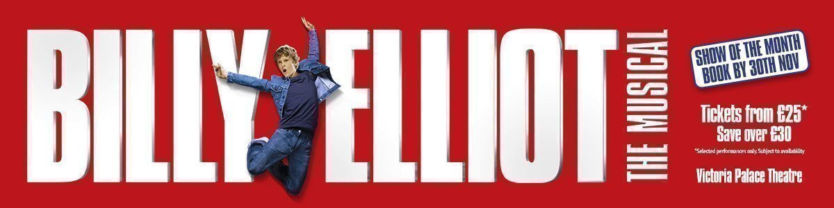 Billy Elliot - Show of The Month