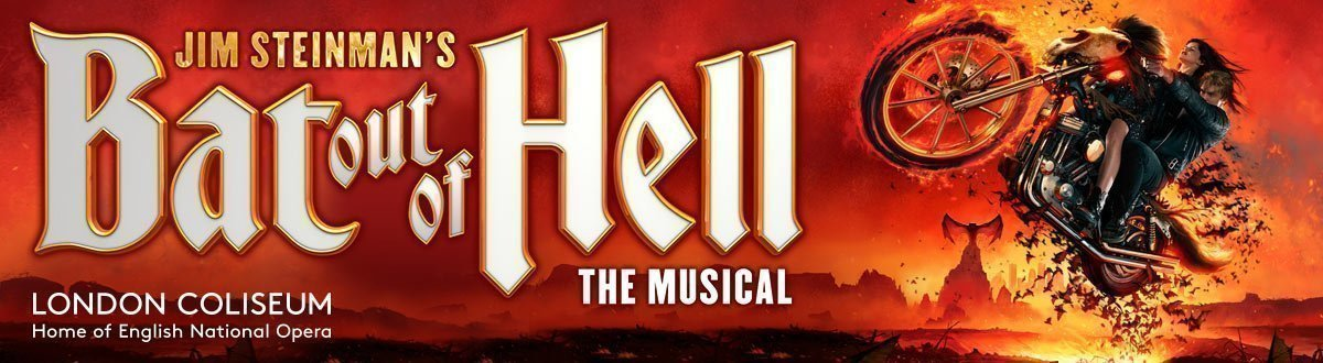 BAT OUT OF HELL - TICKETS NOW ON SALE