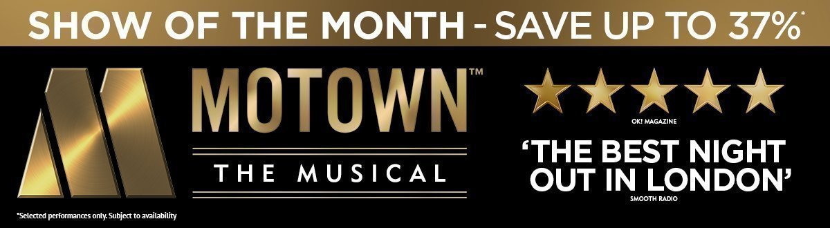 Motown - Show of the Month
